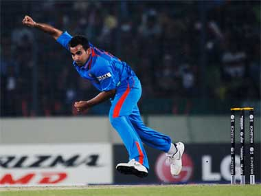 File image of Zaheer Khan. Getty Images