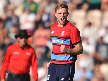 England vs West Indies: Recalled paceman David Willey looks to cement his place in English team