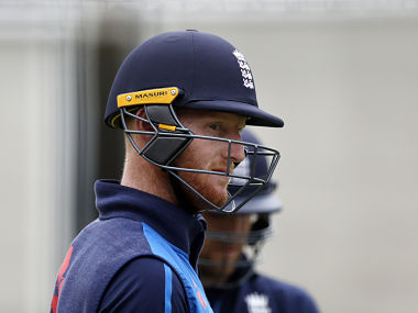File image of England's Ben Stokes. He was arrested early on Monday morning. AFP