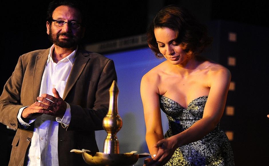 Kangana Ranaut, Shekhar Kapur inaugurate Jagran Cinema Summit 2017