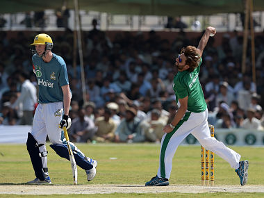 Shahid Afridi, Inzamam-ul-Haq bat for peace in ex-Taliban stronghold of Miranshah with cricket