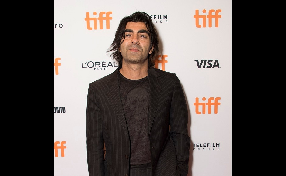 Director Fatih Akin attends a premiere for In the Fade on day six of the TIFFat the Elgin Theatre on Tuesday, 12 September, 2017. Photo by AP