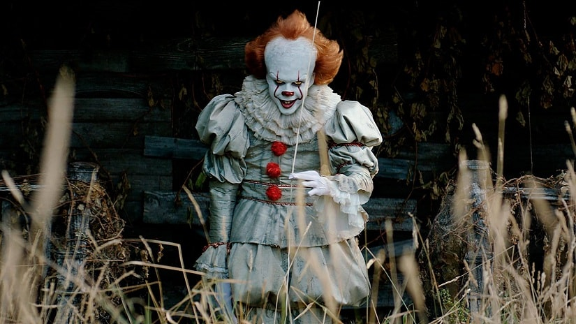 Still from the film, It. Photo courtesy: Facebook/ Entertainment Weekly