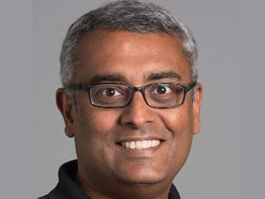 Sanjay Rajagopalan, Senior Vice President, Infosys. Image Courtesy: LinkedIn