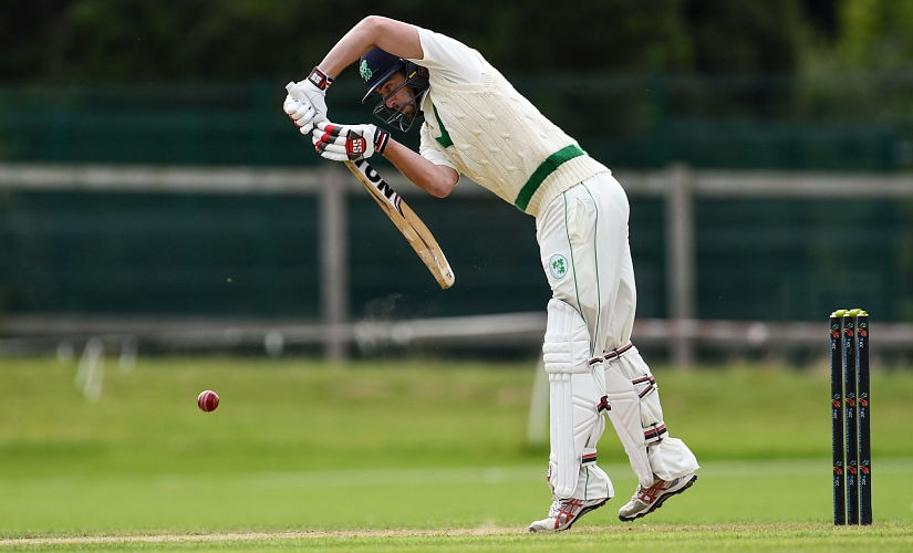 Ireland batsman Andrew Balbirnie is of the opinion that the Ireland 'A' teams need to play against the first-class sides of India, Sri Lanka and Bangladesh, to get used to subcontinental conditions, during the winter months. Getty