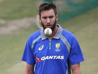 India vs Australia: Andrew Tye named as Pat Cummins' replacement for T20I series