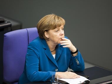 German Chancellor Angela Merkel prepared to consider changes to the new hate speech law