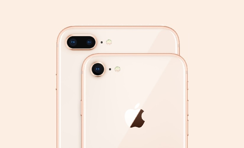iPhone 8 Plus will come with a 12 MP dual camera setup while the iPhone 8 will come with a 12 MP single camera setup, similar to the iPhone 7 Plus and 7. Image: Apple