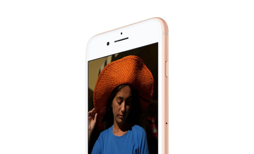 The company has improved the camera sensors on both the devices. Image: Apple