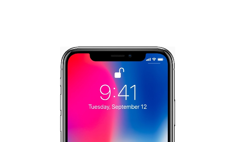 Apple has packed Face ID technology instead of traditional Touch ID to improve the security of the device. Image: Apple