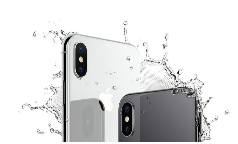 Apple iPhone X comes with a 12 MP dual camera module