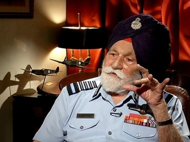 File image of Arjan Singh. CNN-News18