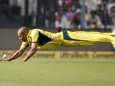 India vs Australia: Spinner Ashton Agar ruled out of last two ODIs due to broken finger