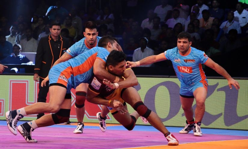 Bengal Warriors have had a good fifth season in Pro Kabaddi League. PKL