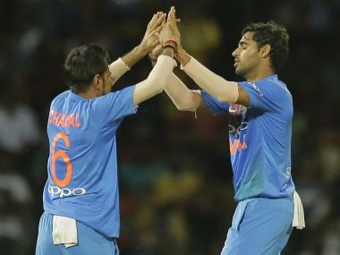 India vs Australia: Kuldeep Yadav's hat-trick stole the show but Bhuvneshwar Kumar, Yuzvendra Chahal set up the win
