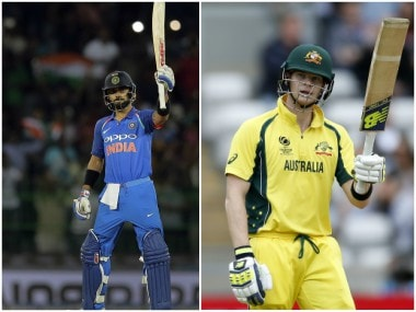 India vs Australia, LIVE Cricket Score, 2nd ODI, at Kolkata: Rahane, Kohli complete 50-stand
