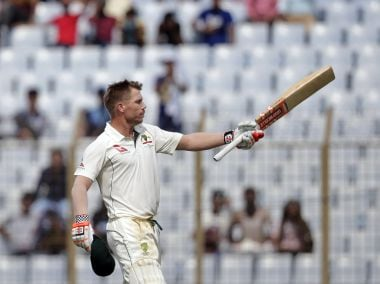 Ashes 2017: Australia vice-captain David Warner suffers injury scare ahead of first Test
