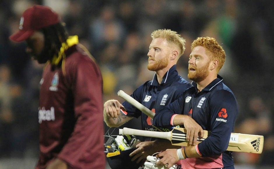 Windies restricted to 204 in shortened ODI
