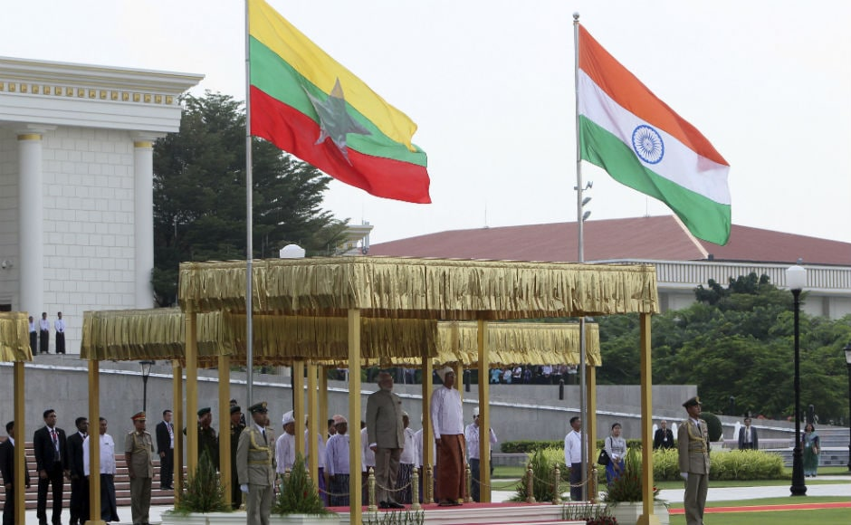Narendra Modi Meets Suu Kyi, Discusses India-Myanmar Relations