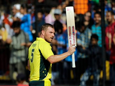 India vs Australia: Aaron Finch says there's a clear gap between the visitors and the Men in Blue