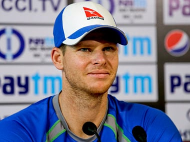 India vs Australia: Steve Smith names Sachin Tendulkar, Harbhajan Singh as favourite Indian cricketers