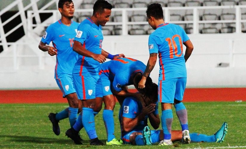 Balwant Singh's substitution proved to be crucial as India got the breakthrough early in the second half. AIFF