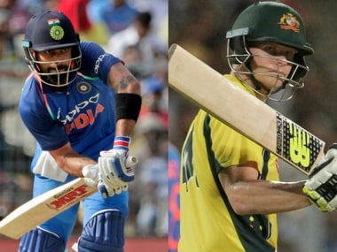 India vs Australia: Steve Smith and Co look to end miserable, winless ODI run at Indore to keep series alive