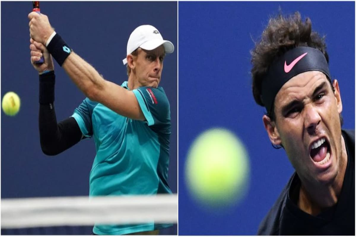 Us Open 2017 Rafael Nadal And Kevin Anderson S Path To The Grand Slam Final At Flushing Meadows Sports News Firstpost