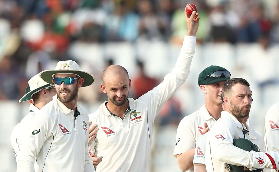Rain delays start in Bangladesh-Australia Test