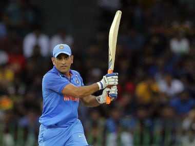 India vs Australia: MS Dhoni works on shooting skills after team's practice session washed out