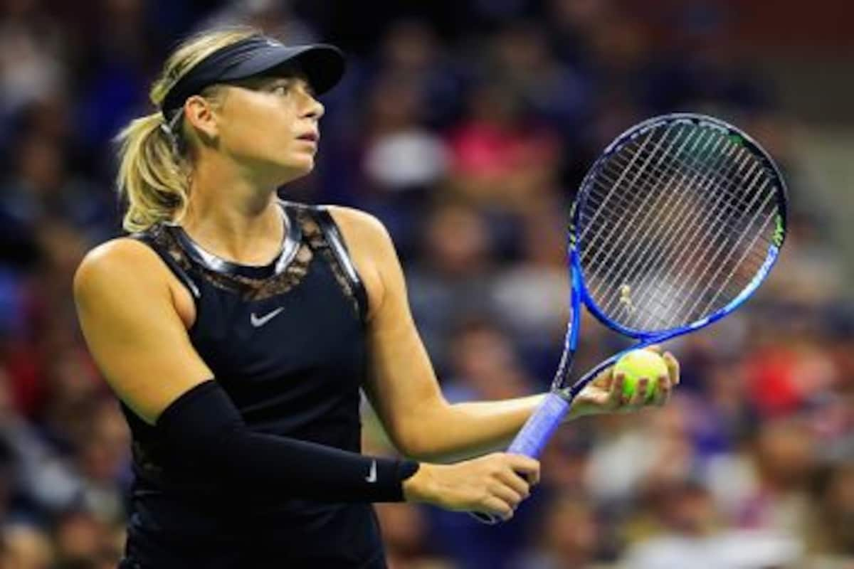 Us Open 2017 Maria Sharapova Hits Back At Caroline Wozniacki For Unacceptable Scheduling Remarks Sports News Firstpost