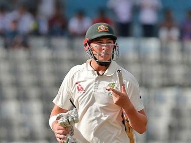 File image of Australia's Matt Renshaw. AP