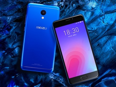 The Meizu M6 goes on sale in China starting 25 September.