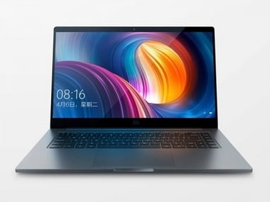 Xiaomi Mi Notebook Pro launched in China with 15.6-inch display, 8th Gen Intel Core i7 processor at CNY 6999