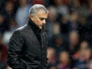 Manchester United coach Jose Mourinho has backed his squad to come good in Paul Pogba's absence. AP