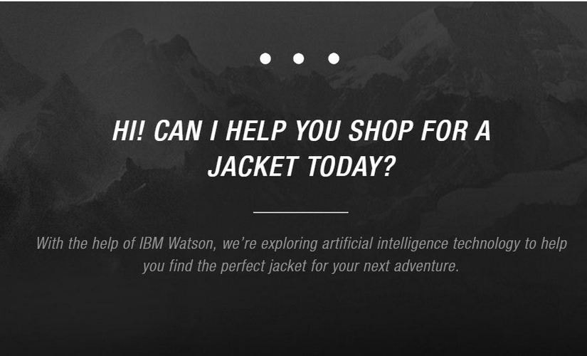 The North Face's Expert Shopping Platform