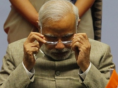 File photo of Narendra Modi. AFP