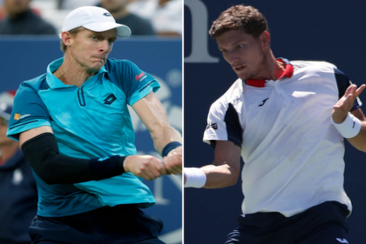 Us Open 2017 Kevin Anderson Pablo Carreno Busta Face Off With Eye On Career Defining Final Sports News Firstpost