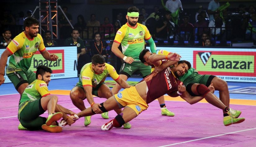 Patna Pirates cemented their position at the top of Zone B charts in PKL after a good show in Ranchi. PKL