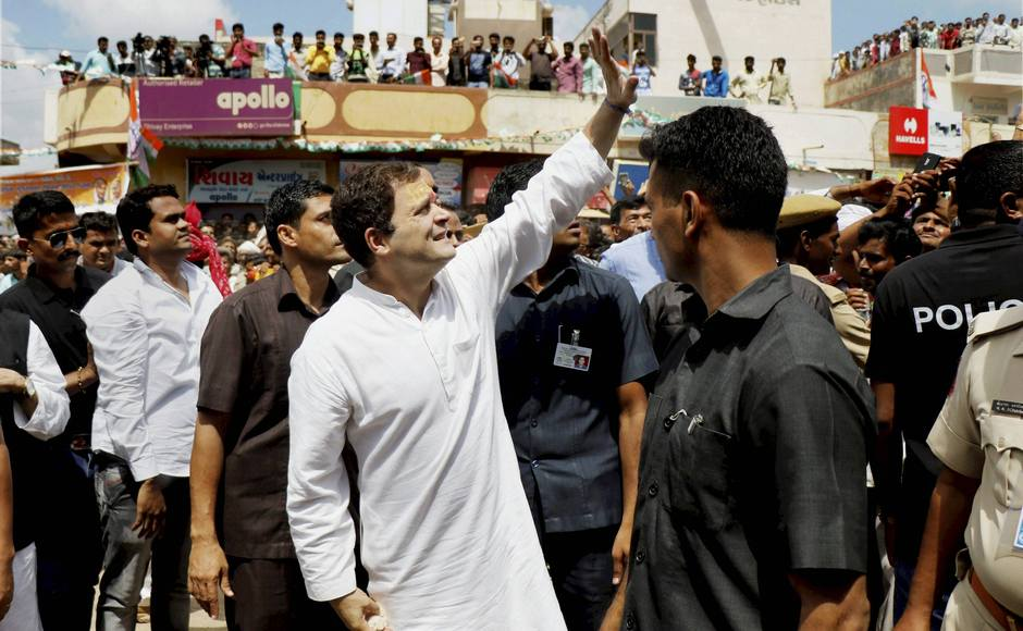 He promised to provide free medicines and medical treatment if the Congress is voted to power in Gujarat. Accusing the BJP government of being