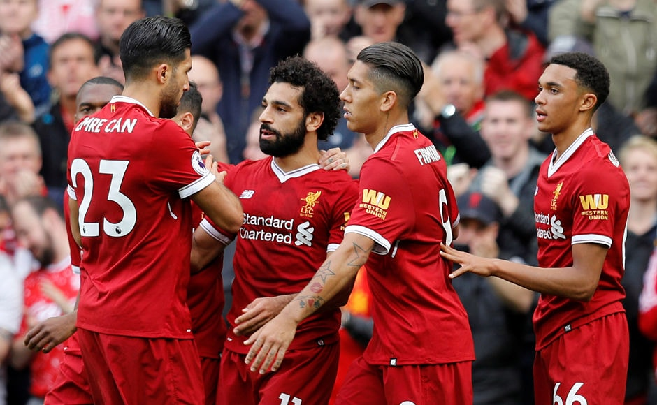 Although Mohamed Salah equalised for Liverpool, Jurgen Klopp's side couldn't find the winner as Burnley deservedly won a point. Reuters