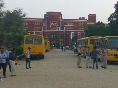 File image of Ryan International School. Image courtersy: CNN-News18