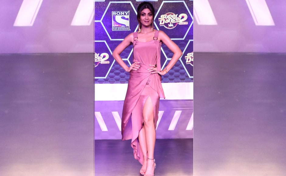 """""""It feels great to be back. I took home a lot of memories from season 1,"""" said Shetty, about her return to the show this season."""
