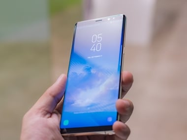 One lucky Samsung Galaxy Note 8 owner receives internal test build of Android 8.0 Oreo via update, probably by accident
