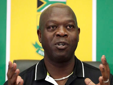 South Africa's new coach Ottis Gibson sets sights on number one Test spot
