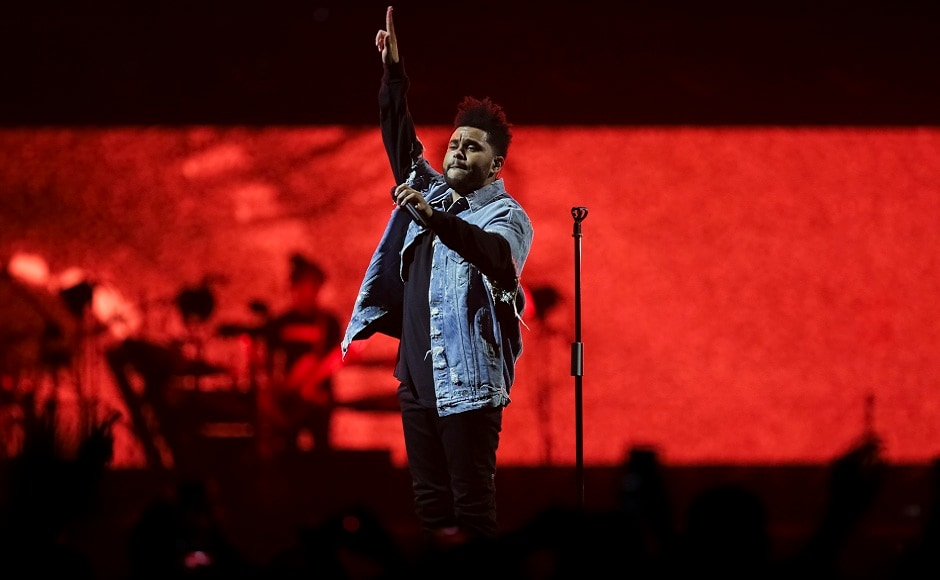 The Weeknd's real name is Abel Makkonen Tesfaye and he originally hails from Canada. Photo courtesy: AP/ Brent N Clarke