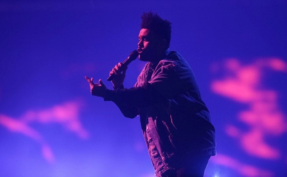 The Canadian singer-songwriter was also featured in the 2017 edition of Guinness Book of World Records for being — 'Most streamed album on Spotify in one year, current (unique listeners)' and 'Most consecutive weeks in the Top 10 of Billboard's Hot 100 by a solo male artist.' Photo courtesy: AP/ Brent N Clarke