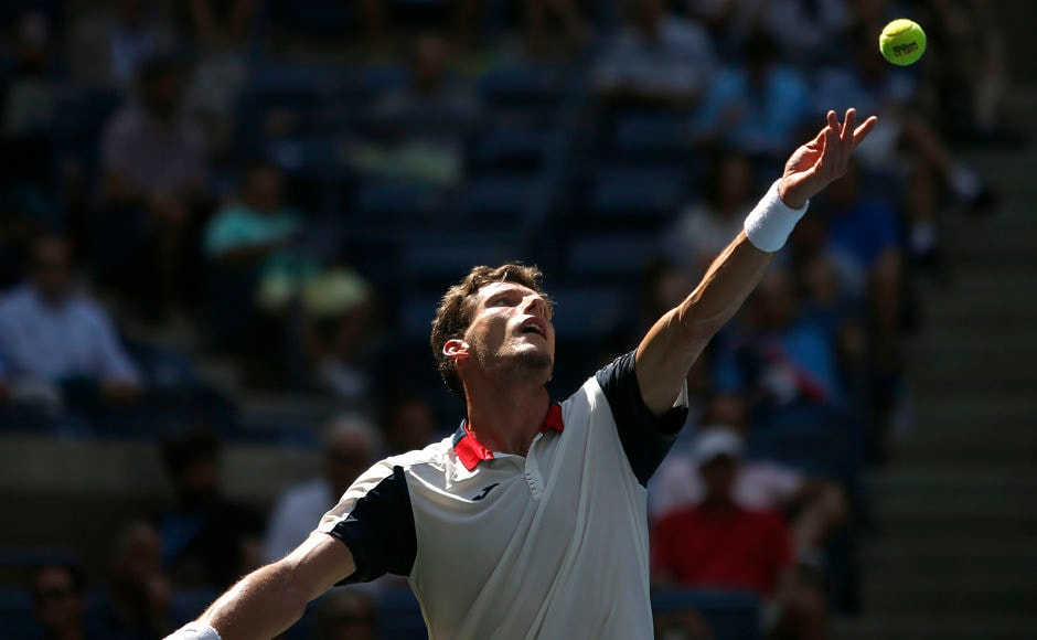 Busta defeated Schwartzman in straight sets and is the only player to have reached the semi-final of the 2017 US Open without dropping a set. Reuters
