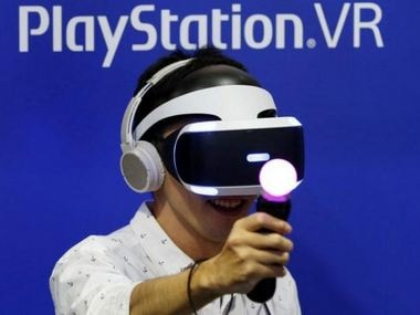 Sony PlayStation VR. Reuters