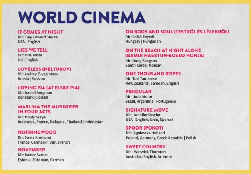 World Cinema 3 MAMI 825